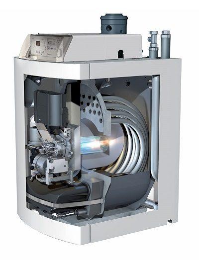 Ölheizung mit Brennwerttechnik SB 105