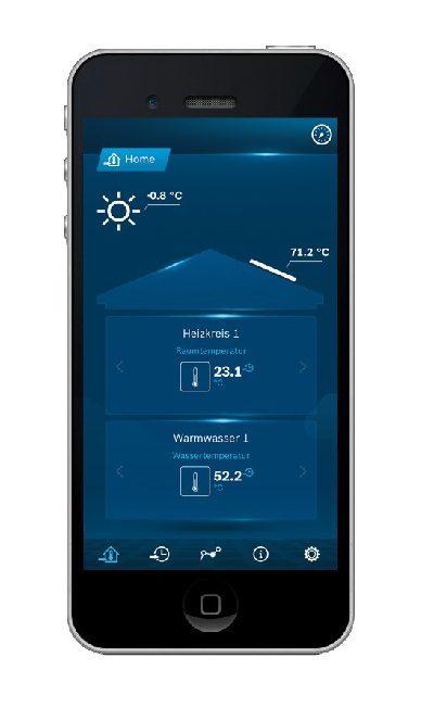 Buderus Smart App