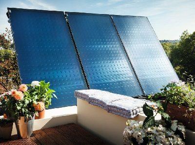Solarunterstützung für Heizung